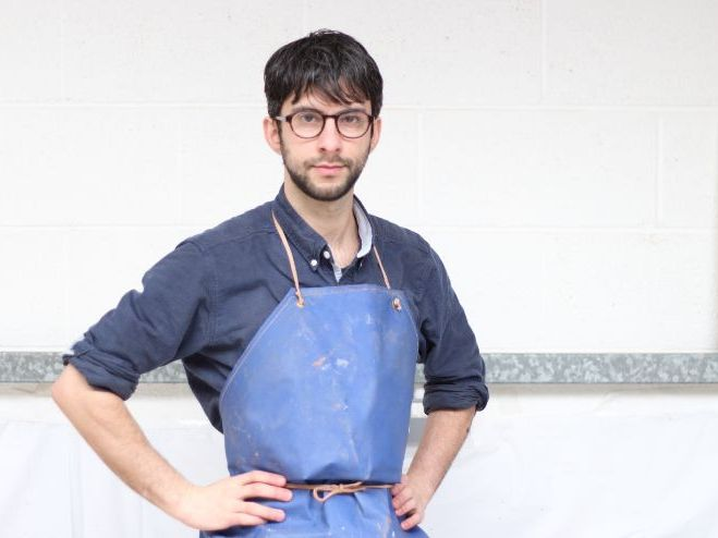 Craft Journeys: Sam Andrew, Ceramicist