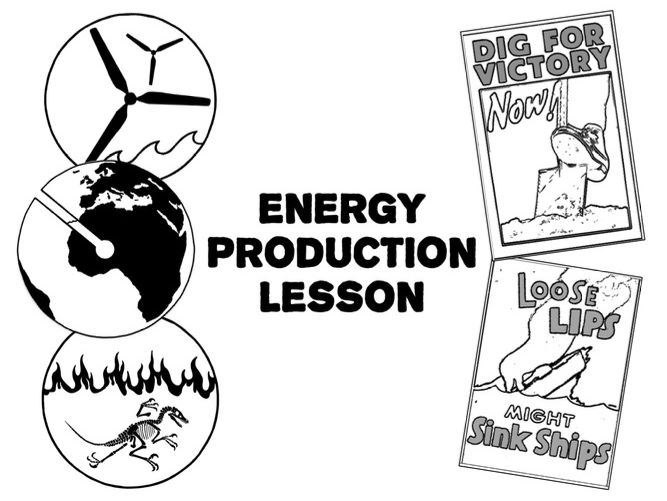 Energy Production Cover / Lesson