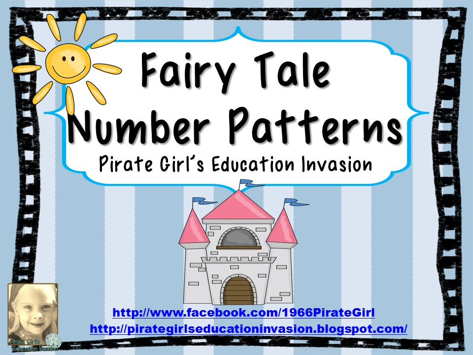 Fairy Tale Number Patterns