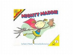 Mighty Maddy Maths EYFS weight