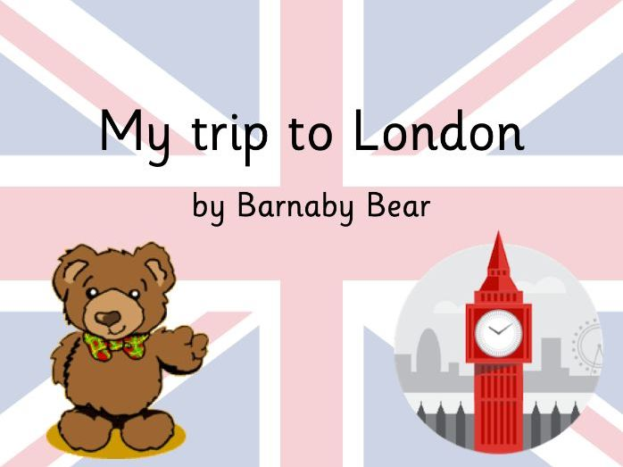 Barnaby Bear's Trip to London