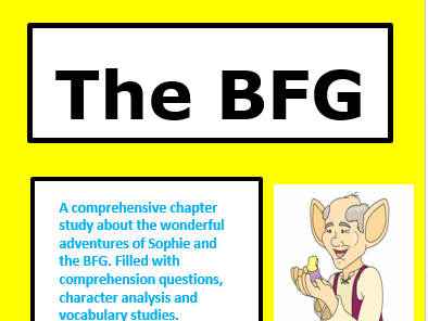 The BFG- A Comprehensive Chapter Study