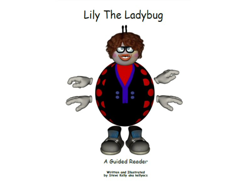Lily the Ladybug - A Guided Reader in pdf format