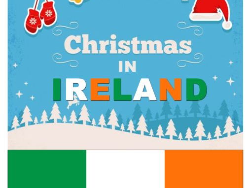 Christmas around the world IRELAND