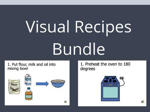 Visual Recipes Bundle