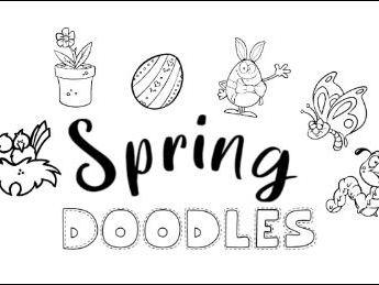 Spring Doodle Fun