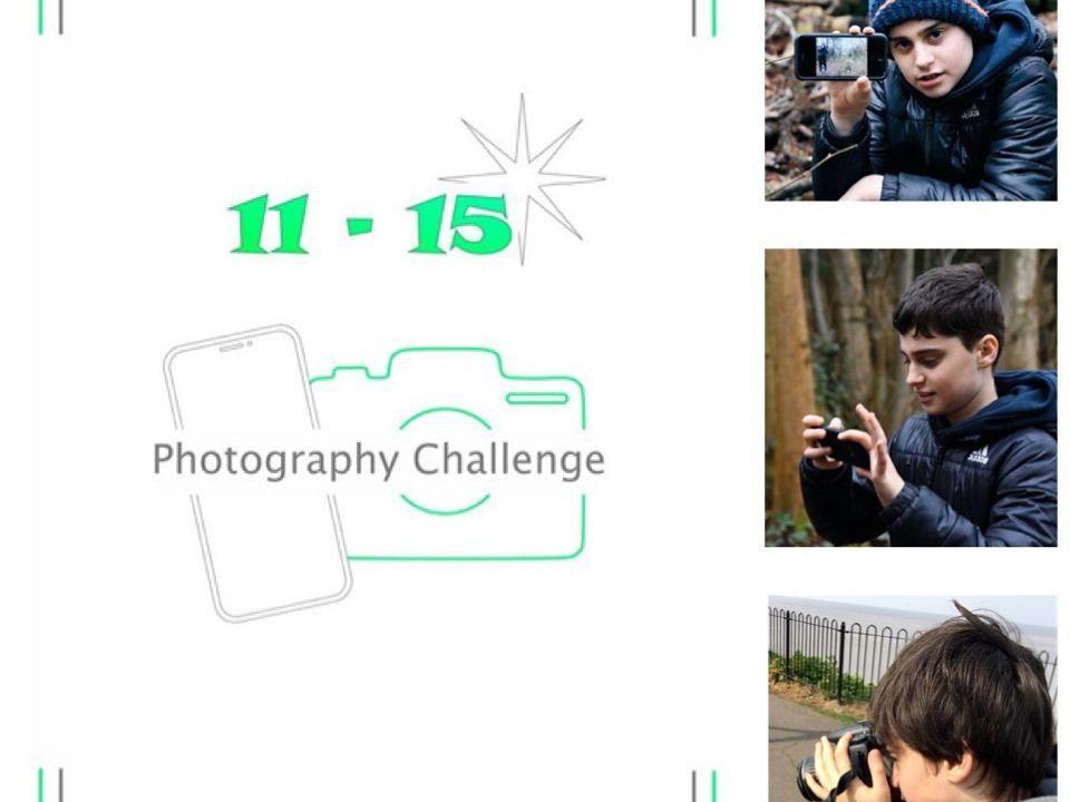 11 - 15 Photography Challenge