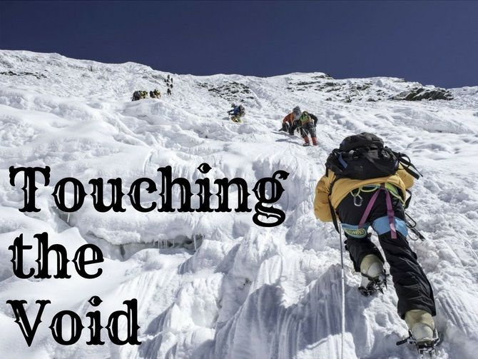 Guided Reading: Year 6 - Touching the Void