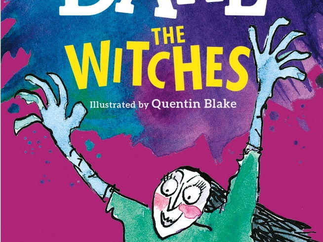 The Witches by Roald Dahl: a scheme of work.