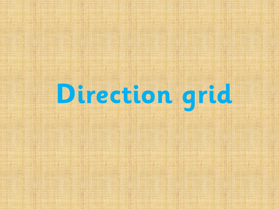 Direction Grids