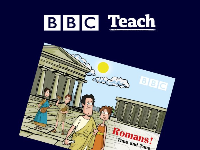 KS2 Music and History - Romans!