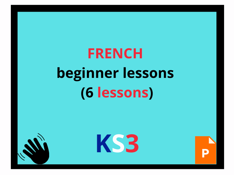 First French lessons