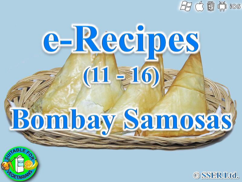 32. Bombay Samosas (e-Recipe)
