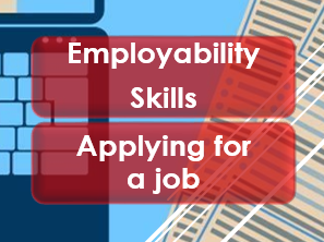 Employability/Work Skills: Job Application Forms