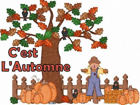 FRENCH - AUTUMN - C'EST L'AUTOMNE - BUNDLE