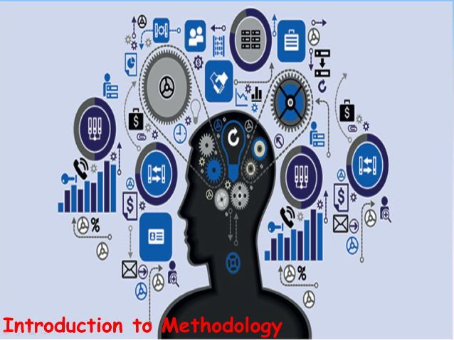 Introduction to methodology