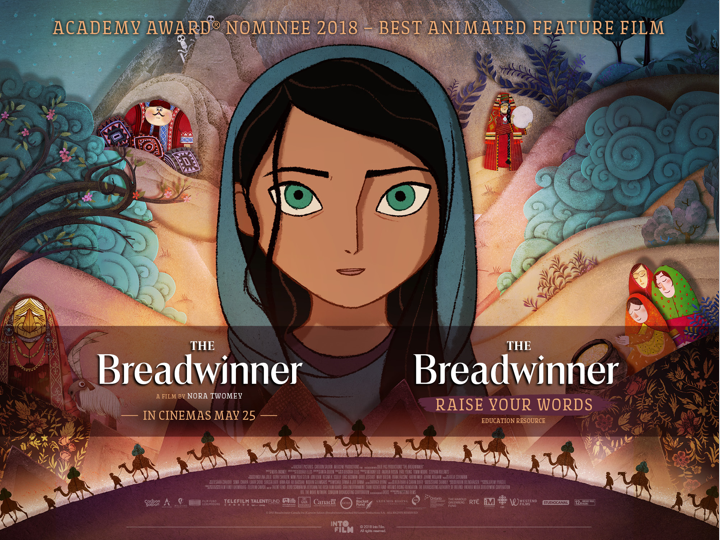The Breadwinner: Raise Your Words