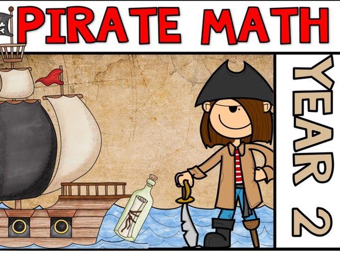 Pirate Math Year 2