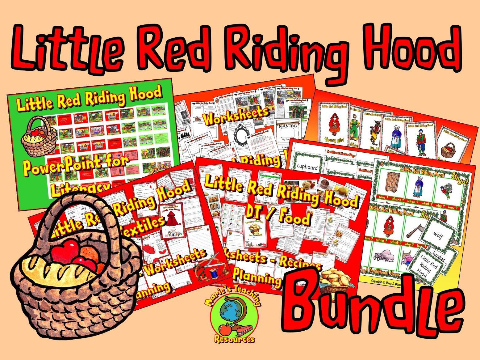 Little Red Riding Hood Bundle