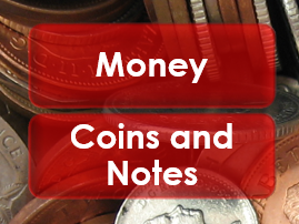 Money: Coins and Notes