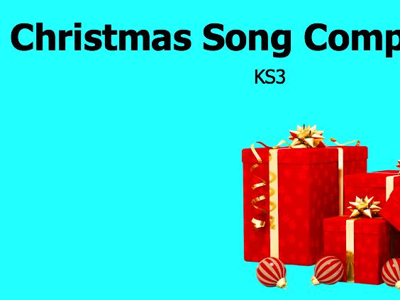 Christmas Song Unit KS3
