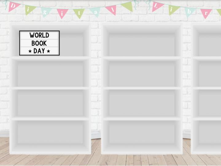 World Book Day Digital Library Resource