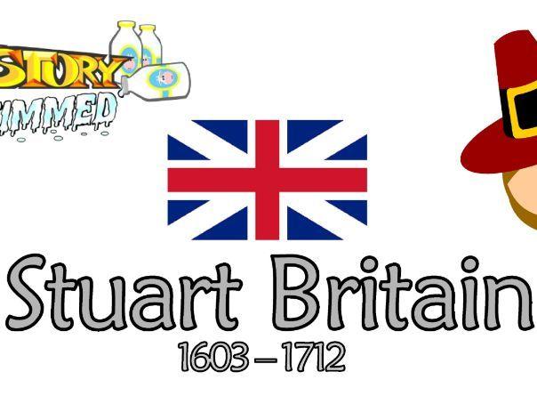 Stuart Britain (6/11)