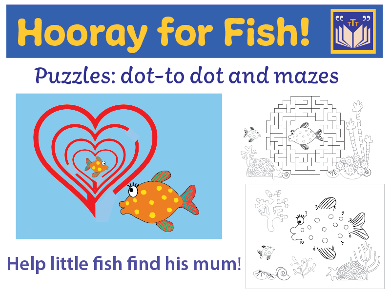 Hooray For Fish Puzzles