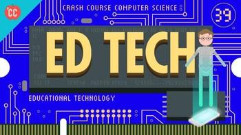 Crash Course Computer Science #39 Educational Technology Q & A-Key