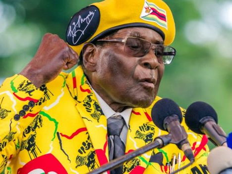 Zimbabwe coup - reading comprehension