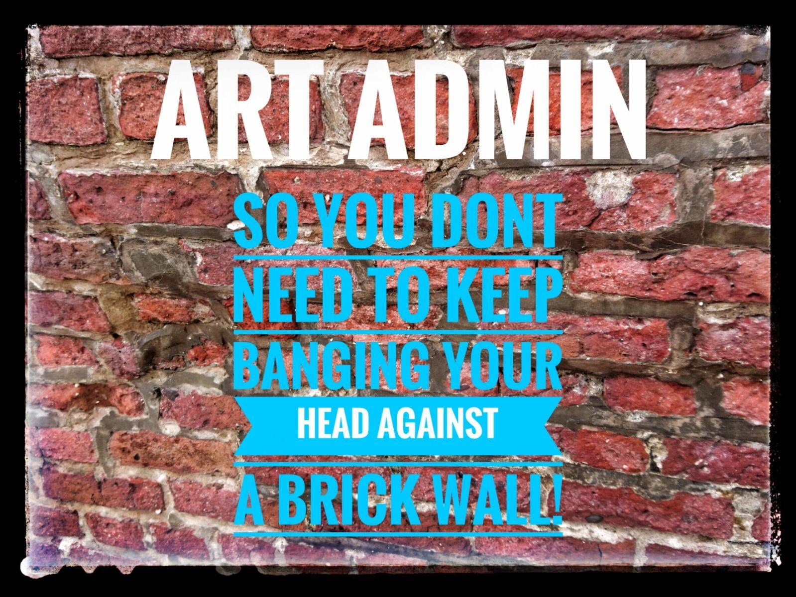 Art Admin Docs