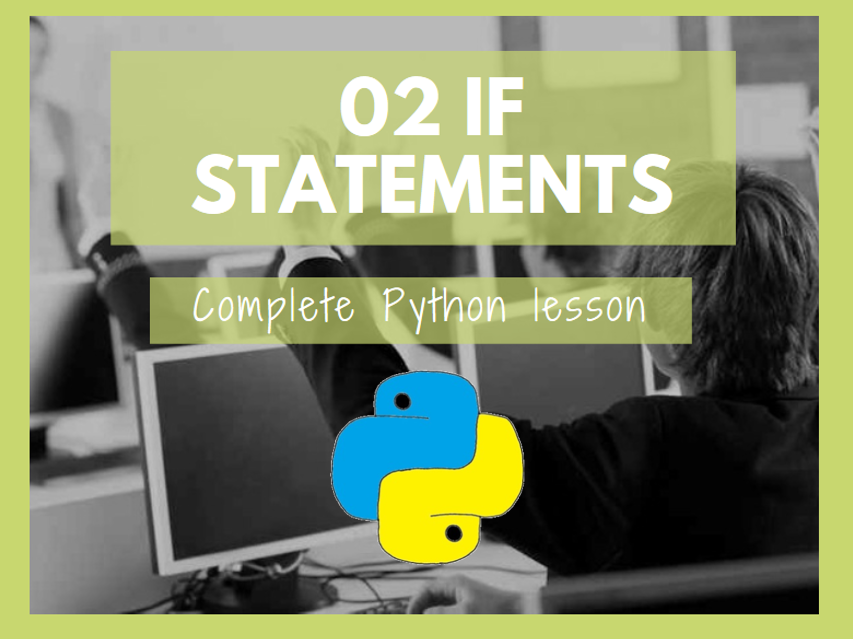 Python If Statements