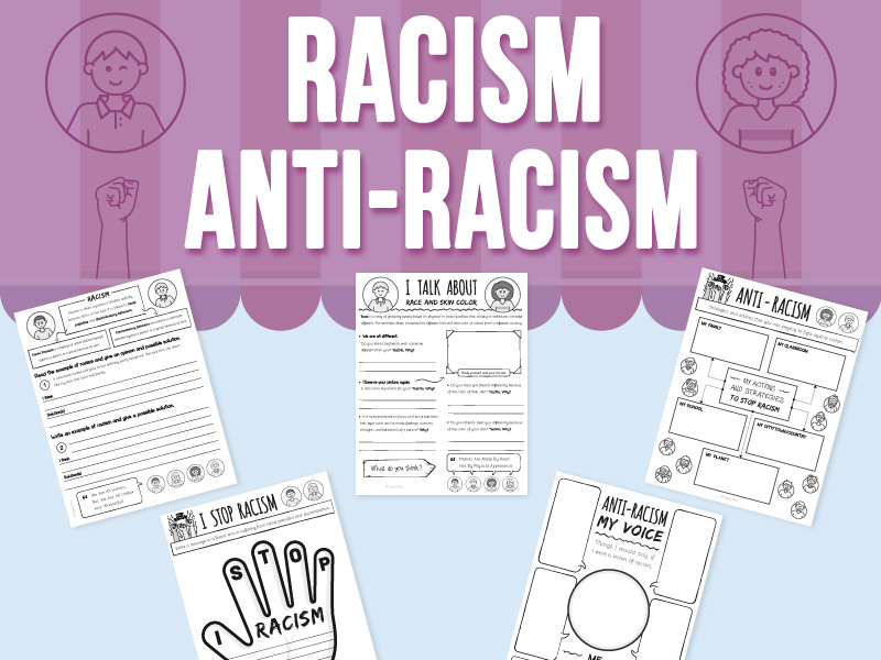 Racism - (Skin Color) - Anti-Racism