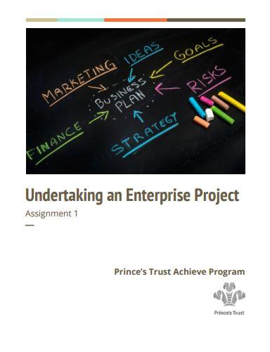 Undertaking an Enterprise Project