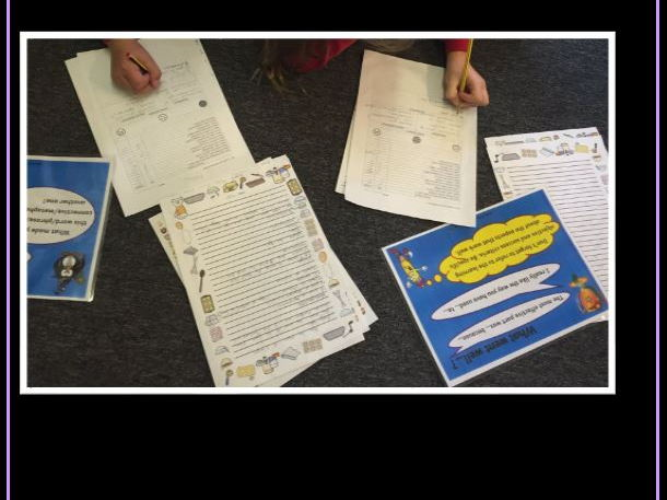 Peer and self-assessment Mats Y5 & Y6