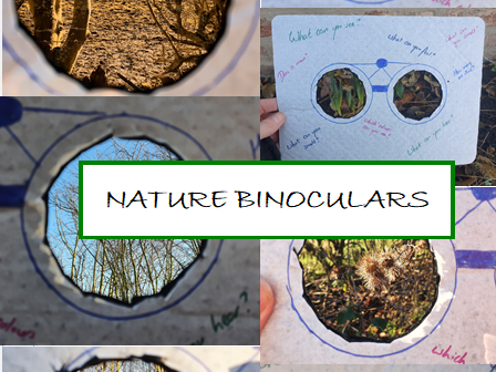 Nature Binoculars - exploring nature
