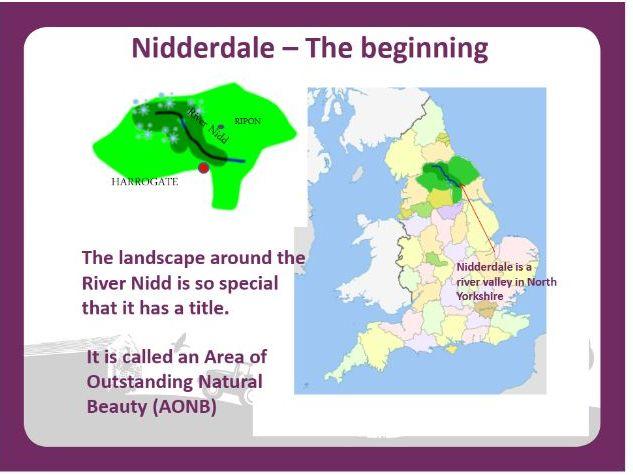Nidderdale Rocks - Map-based geology activities