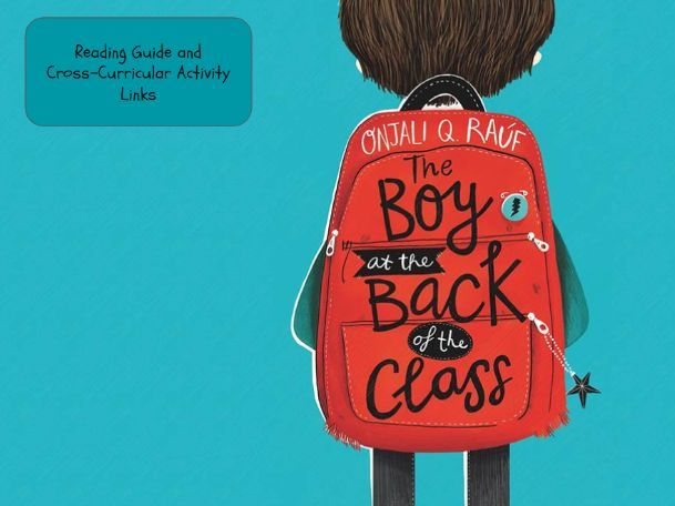 The Boy at the Back of the Class KS2 Unit of Work: Questions and Activities