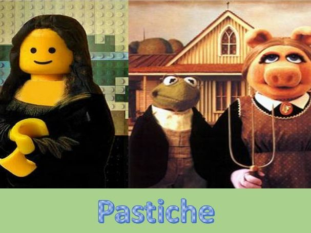 An introduction to pastiche