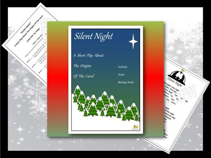 """Christmas Play """"SILENT NIGHT"""""""