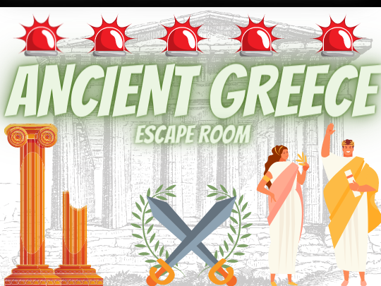 Ancient Greece Escape Room