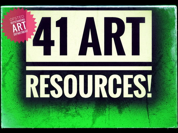 Art. Complete Resource Bundle. 41 files
