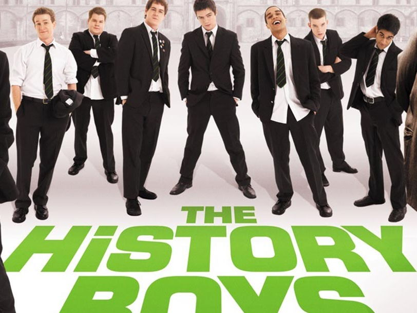 The History Boys - The Boys' Characters
