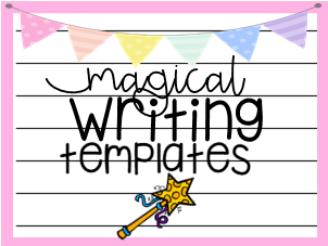 Magical Themed Writing Templates