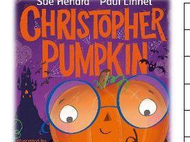 Christopher Pumpkin 2 Week English Unit