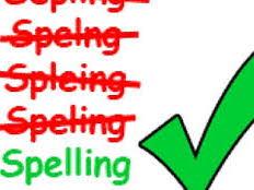 KS3 and KS4 spellings -10 words a week -whole year