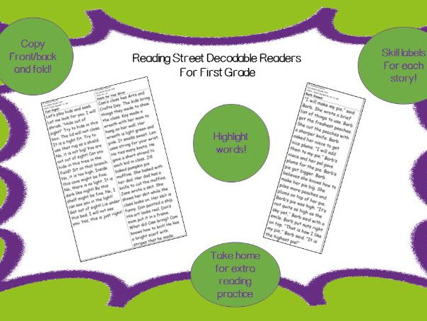 Decodable Reader - Simple Machines (Dipthongs - er, or/ oi, oy)
