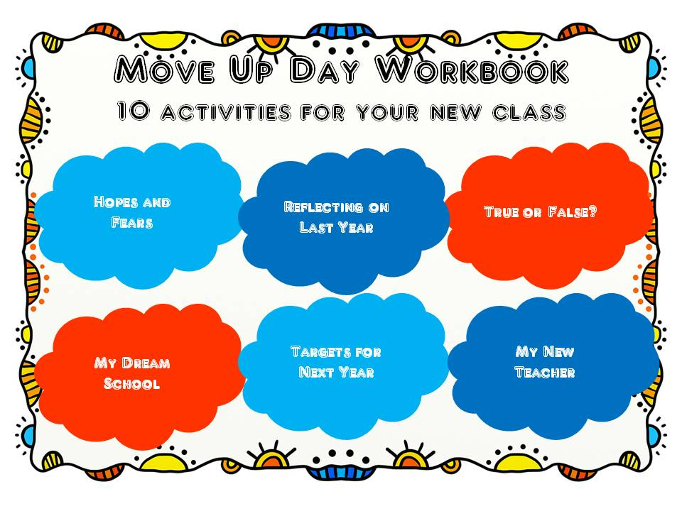 Transition to New Class Workbook