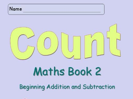 Beginning addition and Subtraction (Reception/Yr 1/Special Needs)