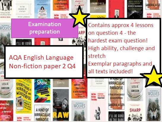 Paper 2 English Language Question 4 AQA, Non -fiction comparing skills - Child labour/ travel